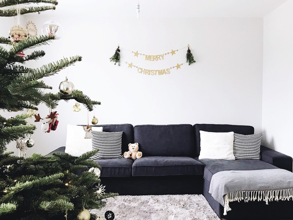 A Simple, Minimal and Scandinavian-Inspired Christmas