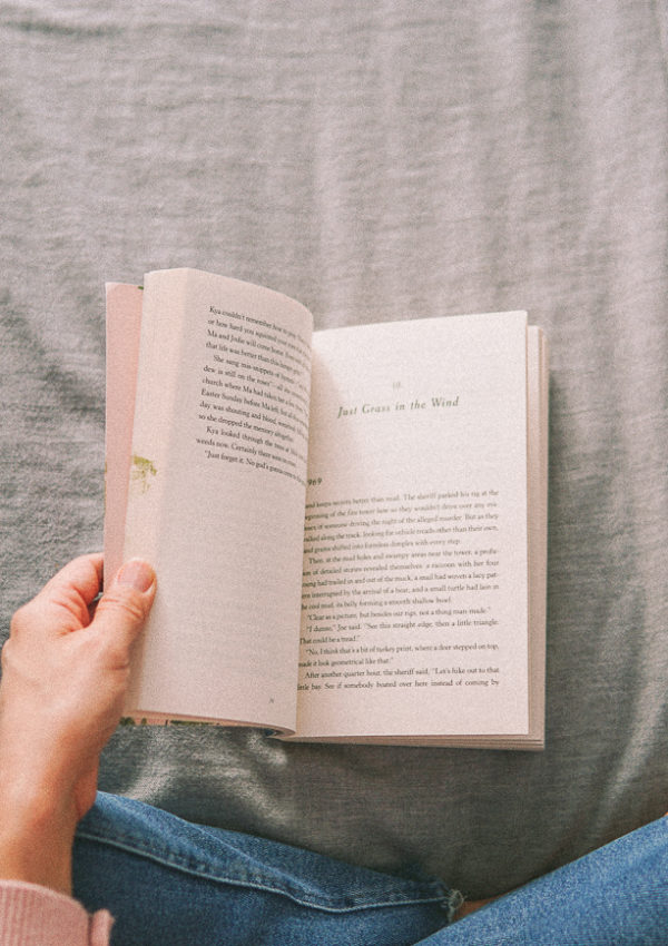 Four Books to Beat the Cabin Fever
