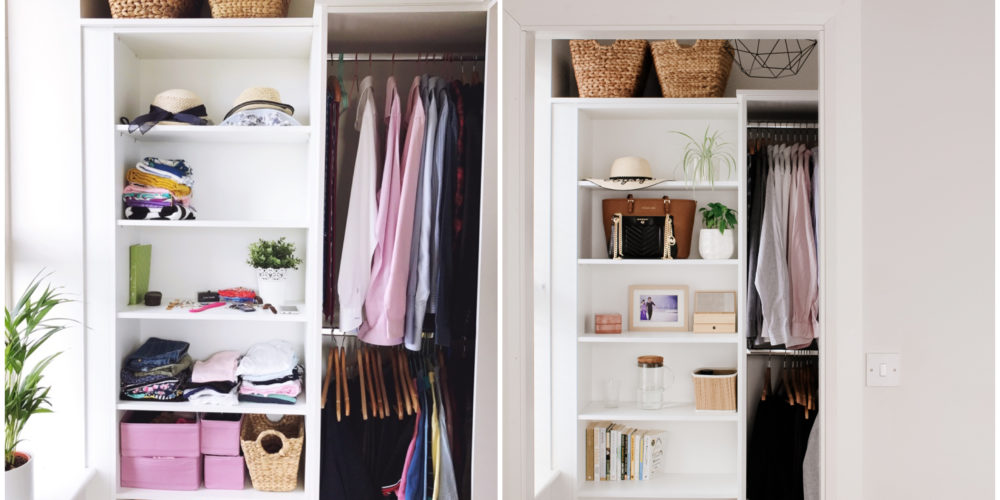 How I Purged My Wardrobe the Mari Kondo Way