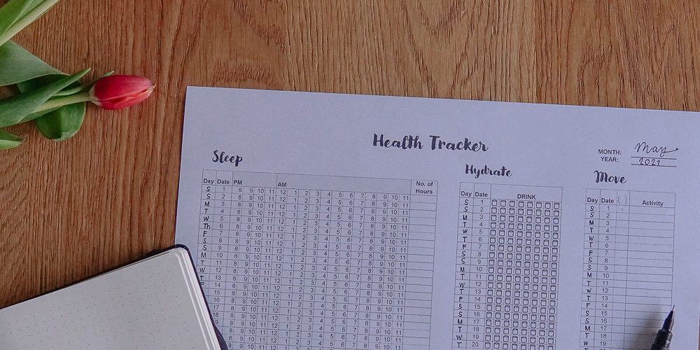 A Simple Offering, A Simple Health Tracker